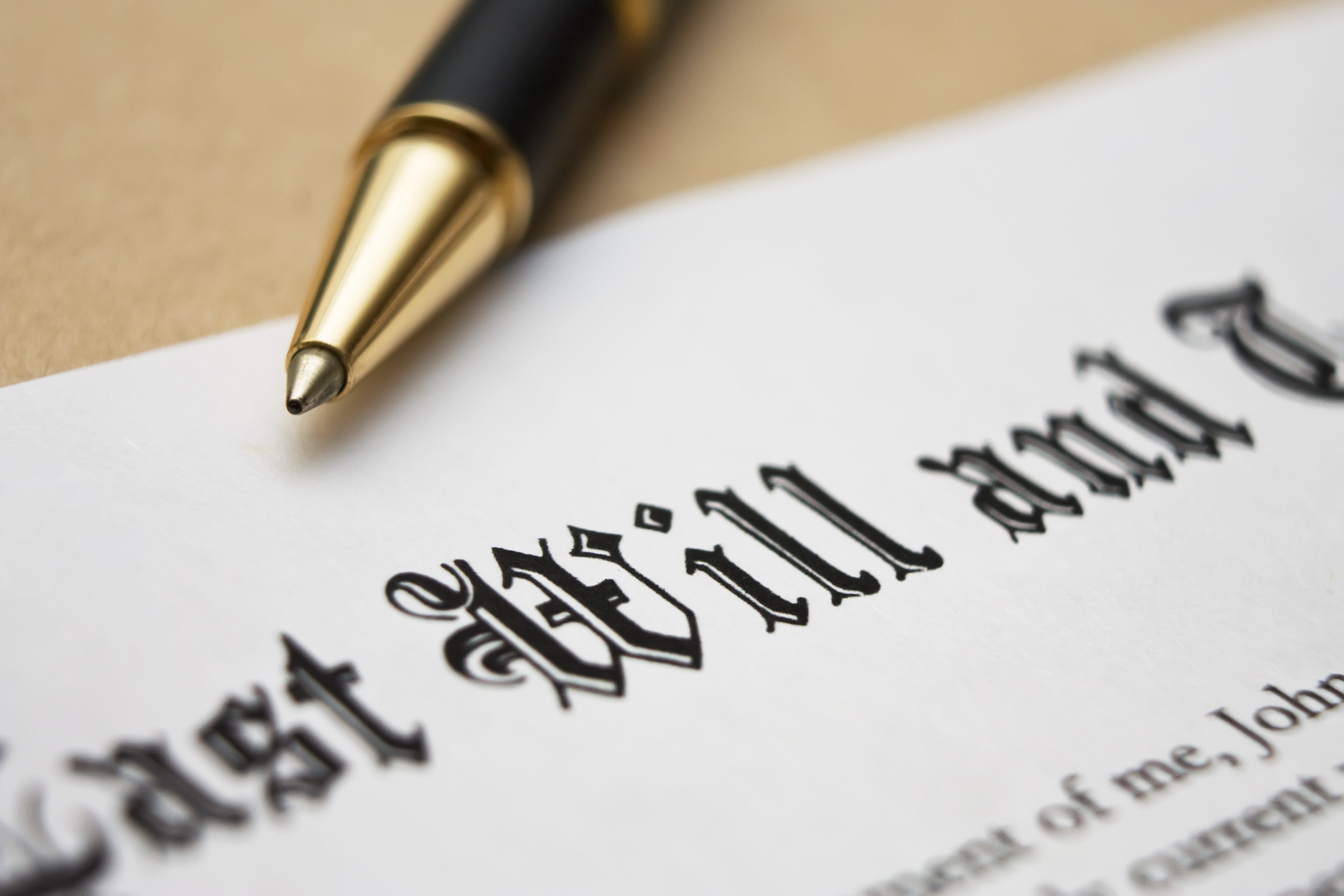 Why do You Need a Will? Coastal Financial Advisors Blog